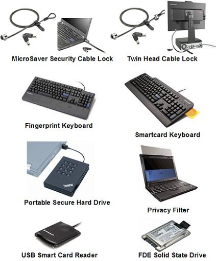 Security Accessories