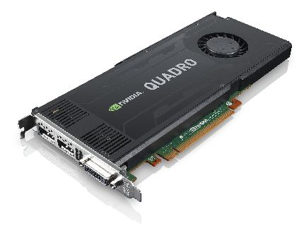 NVIDIA Quadro K4000 3GB Graphics Card