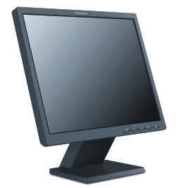 ThinkVision L171 LCD monitor