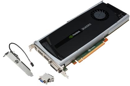 Quadro 4000 Graphics Card