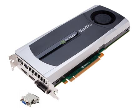 Quadro 5000 Graphics Card