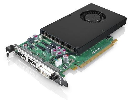 NVIDIA Quadro K2000 2 GB Graphics Card