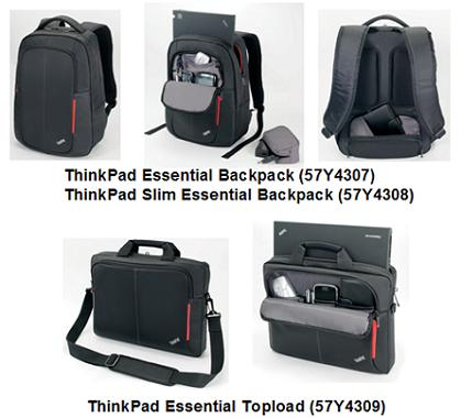 ThinkPad Essential Carry Cases