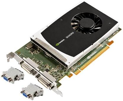 NVIDIA Quadro 2000D Graphics Card