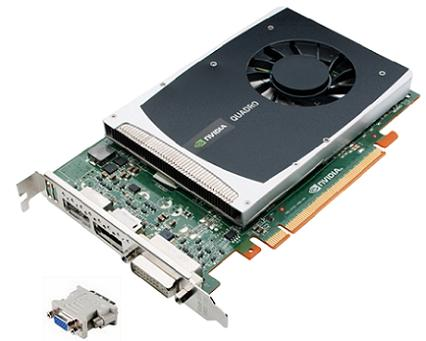 Quadro 2000 Graphics Card