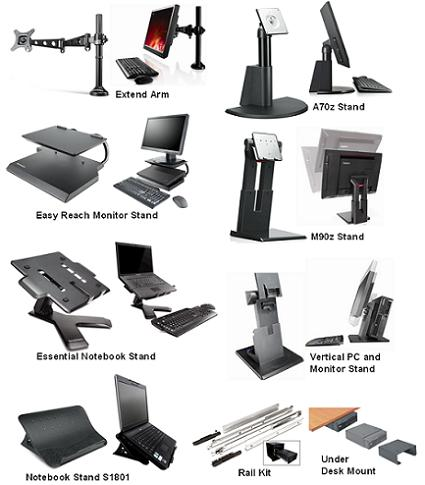 Lenovo Stands and Mounts