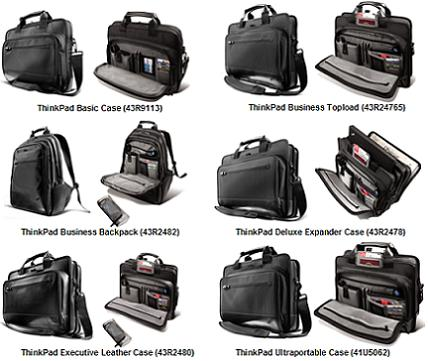 ThinkPad Carry Cases