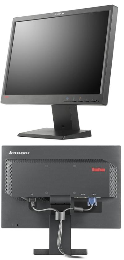 ThinkVision L1951p 19-inch Wide Monitor (2448)