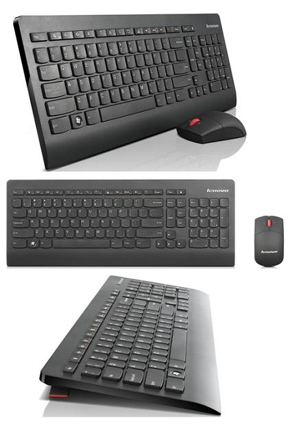 Lenovo Ultraslim Plus Wireless Keyboard & Mouse