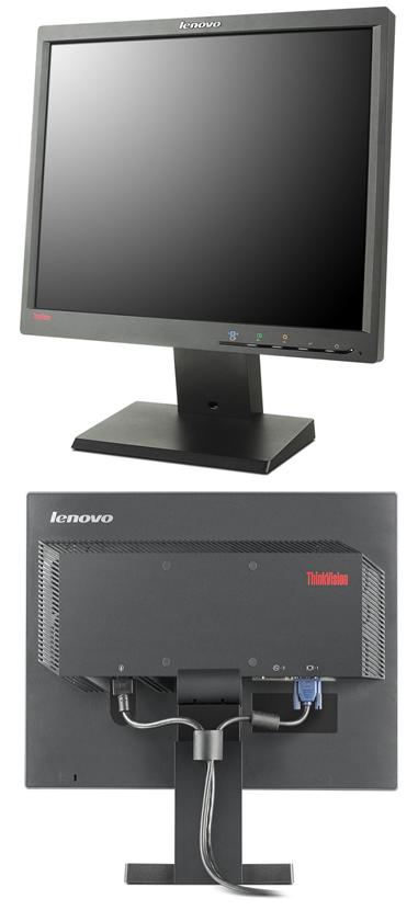 ThinkVision L1711p 17-inch Wide Monitor (5047)