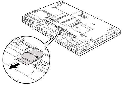 Removal steps of backup battery