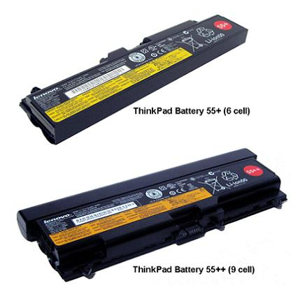 ThinkPad Battery 55+, 55++
