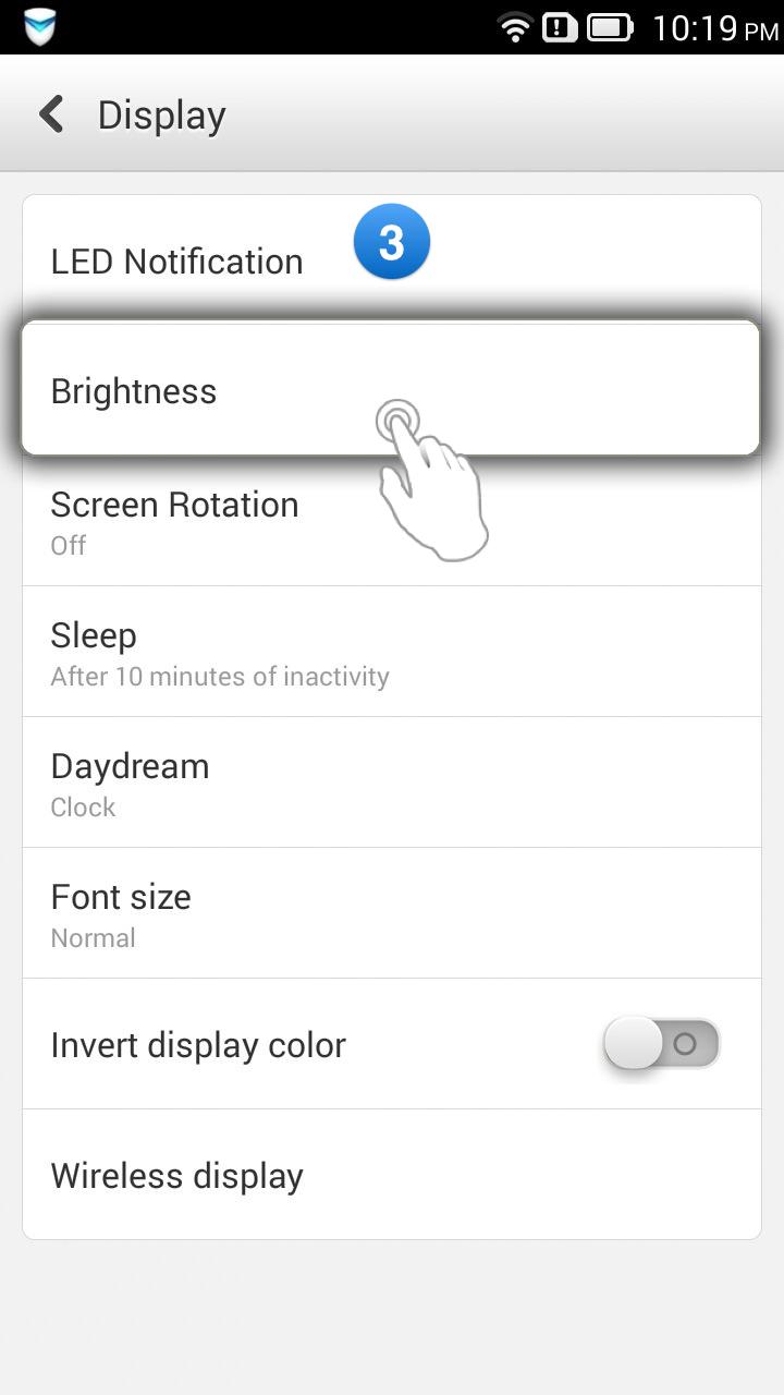 how to change screen brightness on chromebook