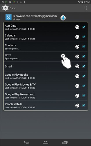 how to add child account to google