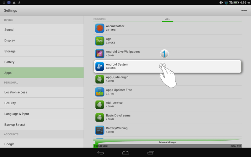 How to install or remove installed Apps and programs ...