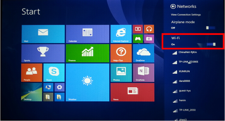how to fix limited wifi windows 8.1