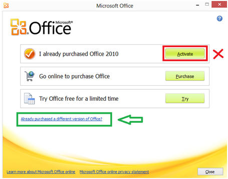 ms office 2010  product key full version