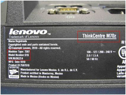 Lenovo ThinkCentre M90z Amp M70z All In One Desktop PC