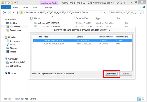 Standard Operation Procecure For Sandisk SSD Firmware