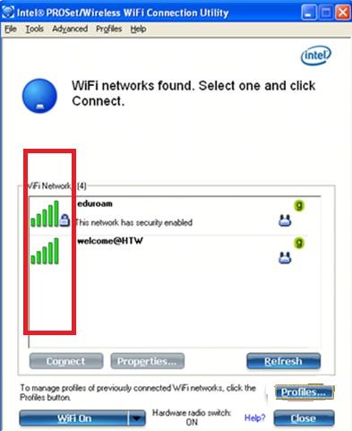 Драйвер Proset/Wireless Wifi